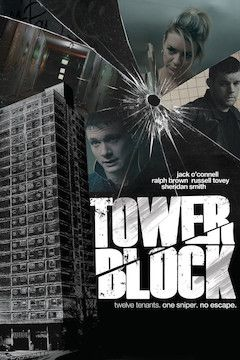 Tower Block movie poster.