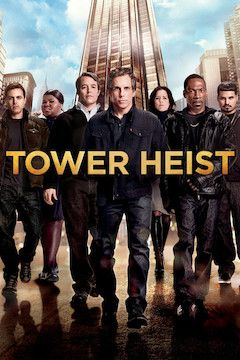 Tower Heist movie poster.