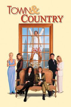 Town & Country movie poster.