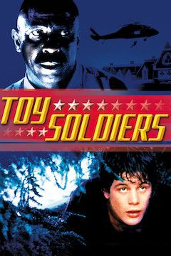 Toy Soldiers movie poster.