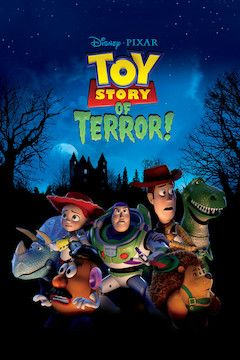 Toy Story of Terror movie poster.