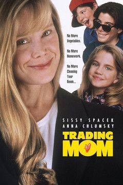 Trading Mom movie poster.