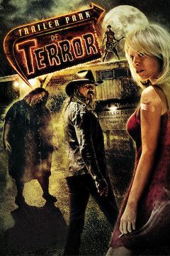 Trailer Park of Terror movie poster.