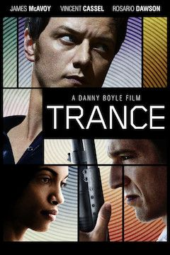Poster for the movie Trance