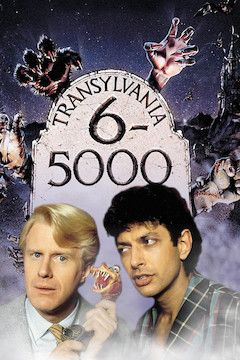 Transylvania 6-5000 movie poster.