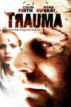 Trauma movie poster.