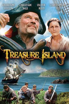 Poster for the movie Treasure Island