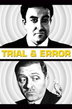 Trial and Error movie poster.
