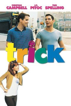 Trick movie poster.