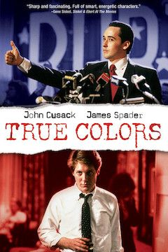 True Colors movie poster.