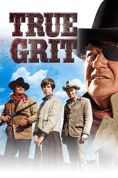 True Grit movie poster.