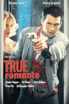 True Romance movie poster.