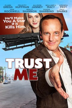 Poster for the movie Trust Me
