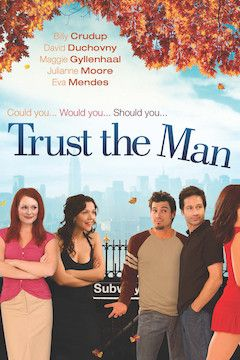 Poster for the movie Trust the Man