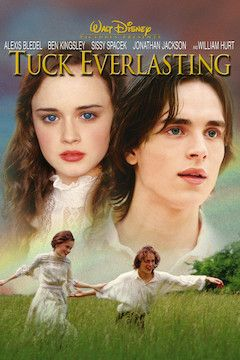 Tuck Everlasting movie poster.