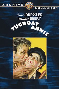 Tugboat Annie movie poster.