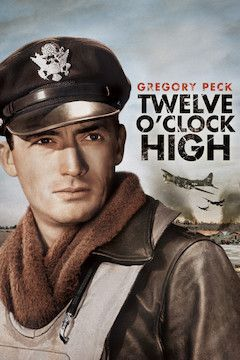 Poster for the movie Twelve O'Clock High