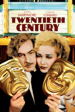 Poster for the movie Twentieth Century