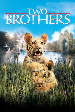 Two Brothers movie poster.
