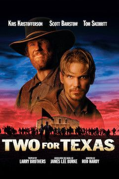 Two for Texas movie poster.