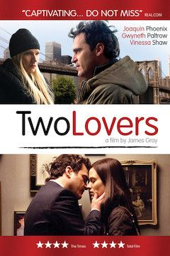 Two Lovers movie poster.