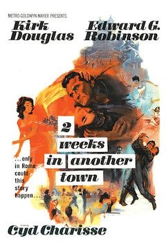 Two Weeks in Another Town movie poster.