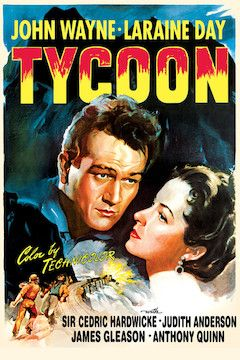 Poster for the movie Tycoon