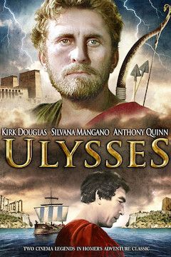 Ulysses movie poster.
