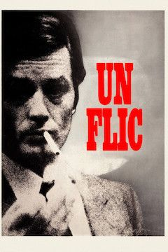 Un flic movie poster.