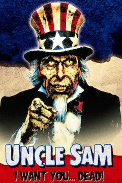 Uncle Sam movie poster.
