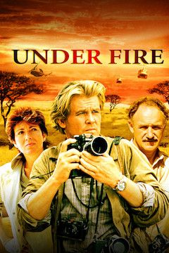 Poster for the movie Under Fire