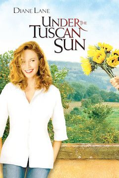 Under the Tuscan Sun movie poster.