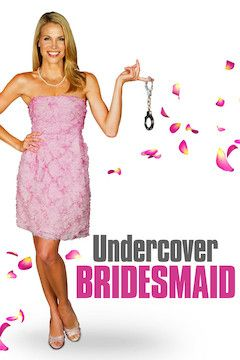 Undercover Bridesmaid movie poster.