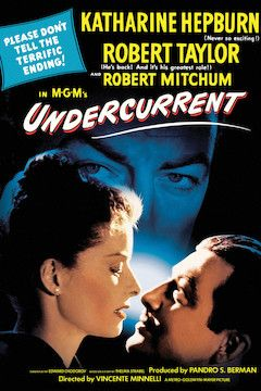 Undercurrent movie poster.