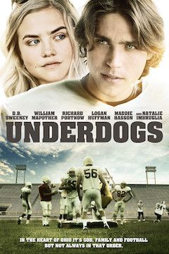 Underdogs movie poster.