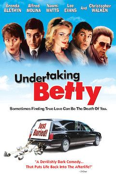 Undertaking Betty movie poster.