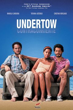 Poster for the movie Undertow