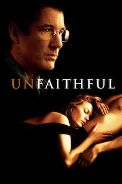 Unfaithful movie poster.