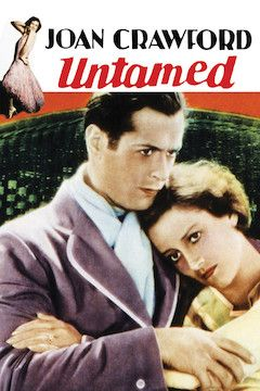 Untamed movie poster.