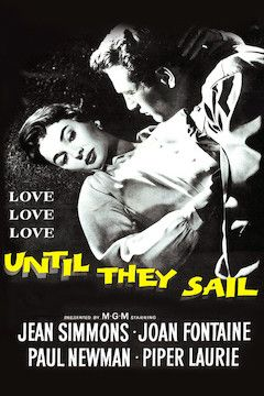 Until They Sail movie poster.