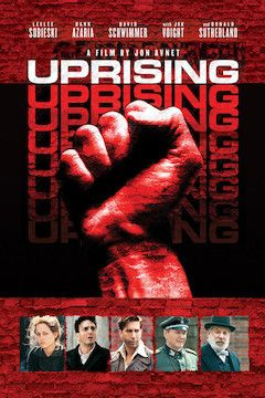 Uprising movie poster.