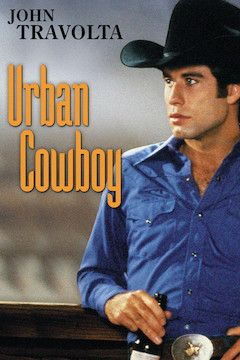 Urban Cowboy movie poster.
