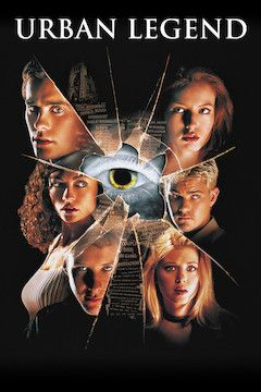 Urban Legend movie poster.