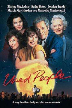 Used People movie poster.