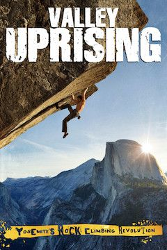Valley Uprising movie poster.