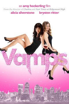Vamps movie poster.