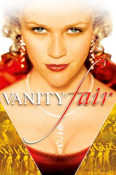 Vanity Fair movie poster.