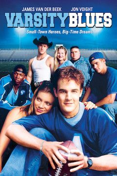 Varsity Blues movie poster.