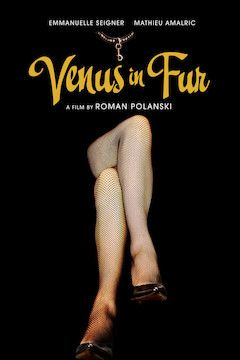 Venus in Fur movie poster.