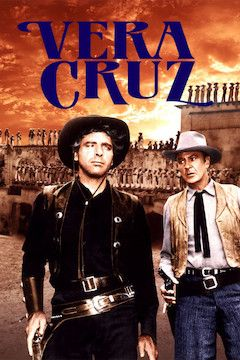 Vera Cruz movie poster.